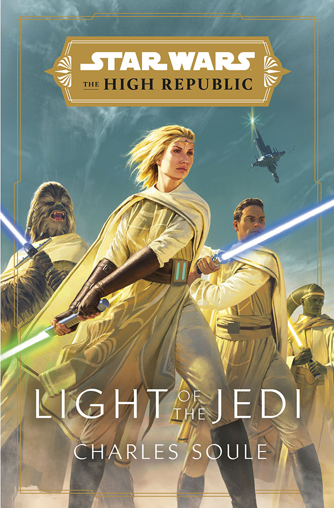 Light of the Jedi